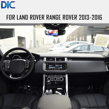 DLC Navigation GPS 6.0 android system 2G 32G dual system mp4 video car player For Land Rover Range Rover 2013-2016