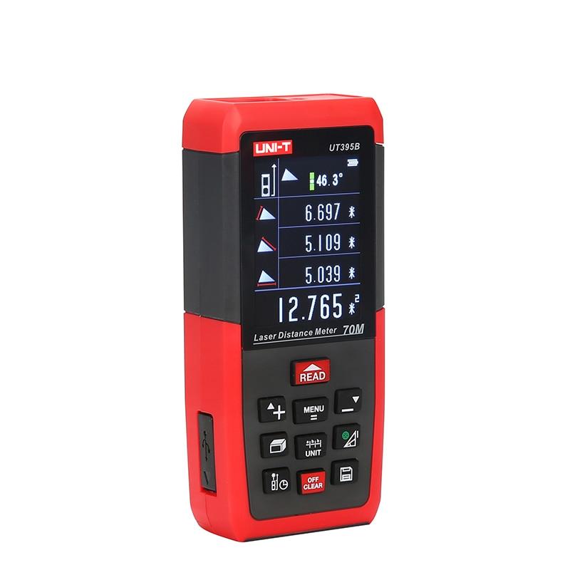UNI-T UT395B Misuratori di distanza laser professionali Prova di - Strumenti di misura - Fotografia 2