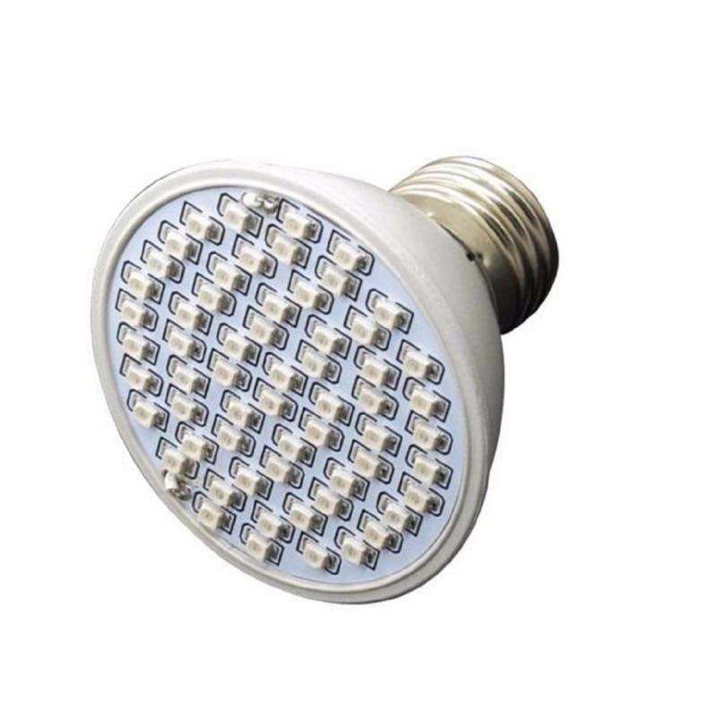 LED Grow E27 12W Bulb Light AC 220V Full Spectrum 60SMD Indoor Plants Lamp For Flower Seedling Hydroponic System Tent led light