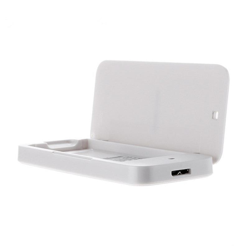 Orijinal Orijinal Şarj cihazları Samsung Galaxy Note 3/4 / S3 / S4 / S5 N9000 N910F i9300 i9500 i9600 üçün USB Masaüstü Dock Akkumulyatoru
