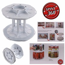 Can Carousel – Cans Storage Organizer