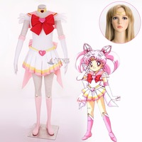 Athemis Sailor Moon Super S Chibiusa Pink For Fancy Dress Ball Custom Made Any Size