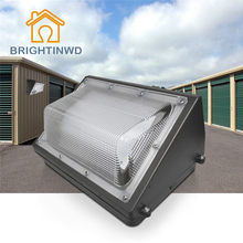 BRIGHTINWD 110V 220V Porch Light Garden Doorway Garage Parking Outdoor Lighting 30W 40W 50W 60W 80W 100W IP65 LED Wall Pack Lamp(China)