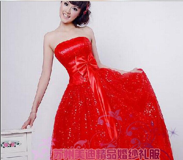 Big Red Wedding Dresses Of 2015 Latest Big Red Princess Dress Wedding Dress Toast