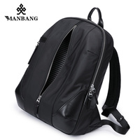 ManBang 2017 New Arrivals Men Backpack For 15 6inches Laptop Backpack Large Capacity Casual Style Bag
