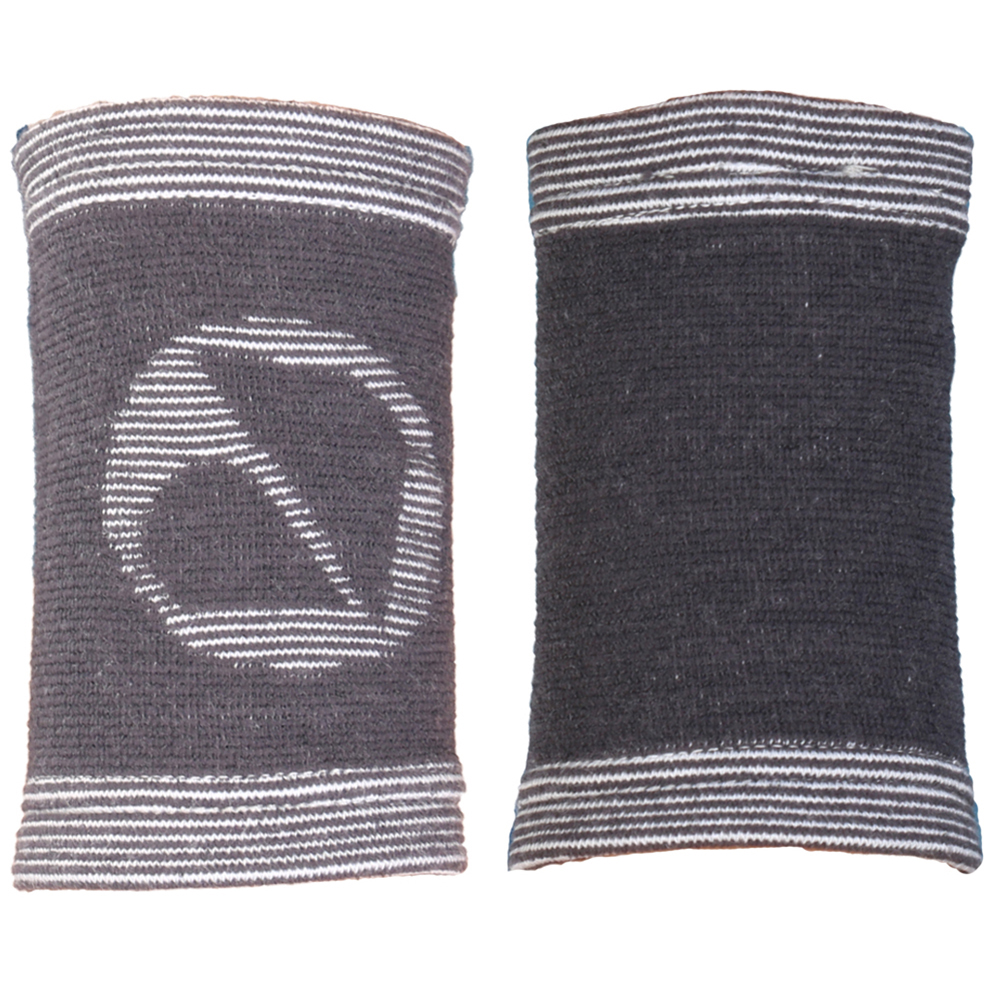 2Pcs Unisex Joint Protector Bamboo Charcoal Absorbent Sports Wrist Sleeve Brace