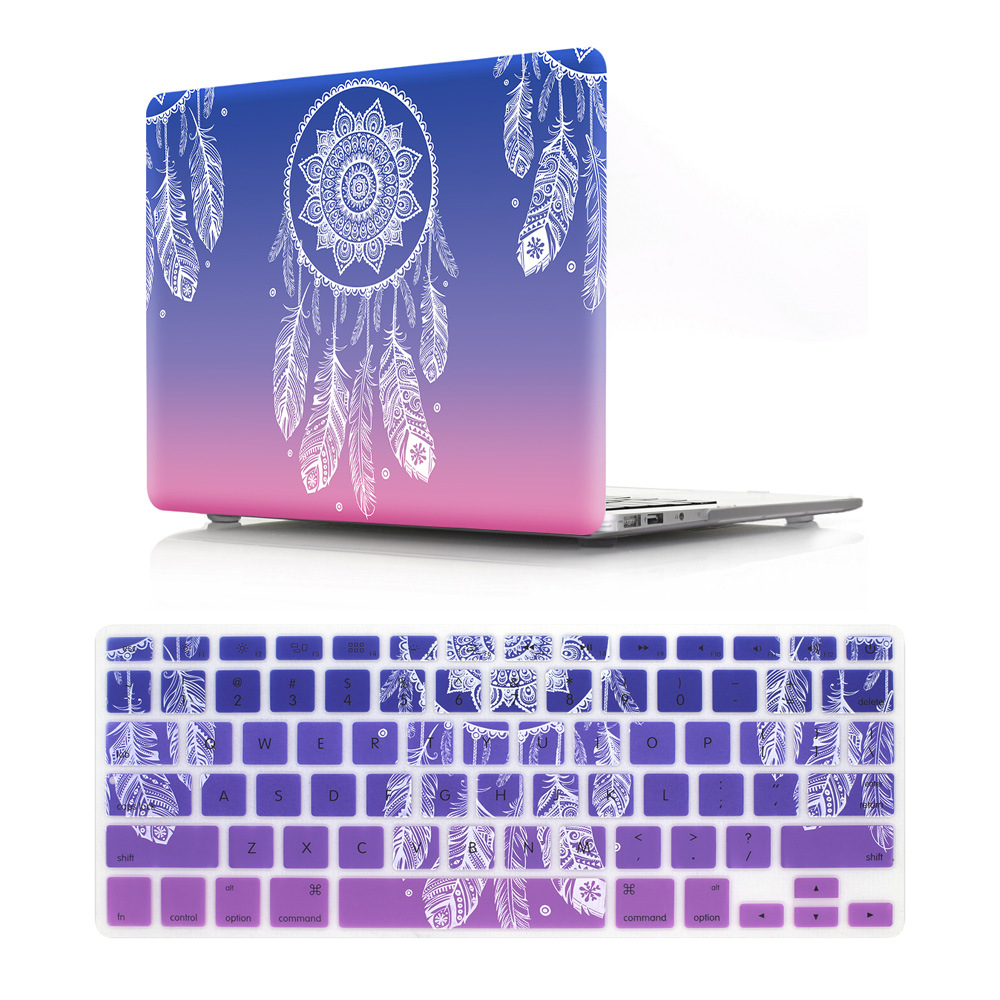 HD Pattern Hard Case for MacBook 66