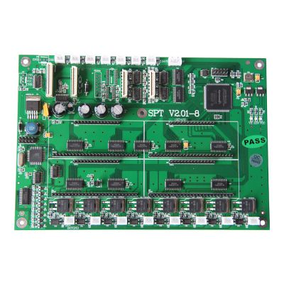 Challenger / Infiniti 3208F,3208Q  ,3208L+, 3208A , 35PL Printers Printhead Board весы smile pse 3208
