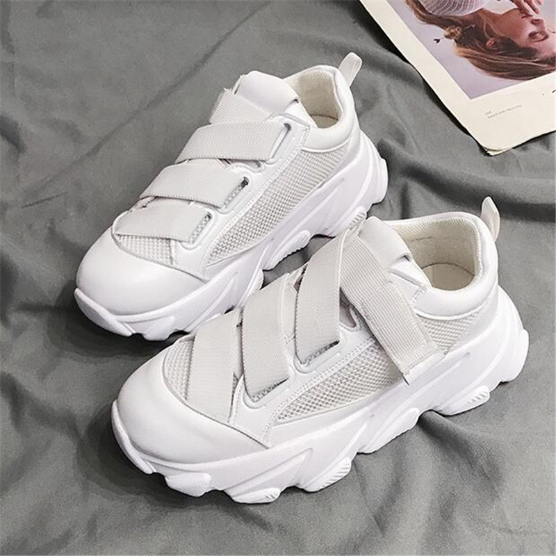 Shoes Women Sneakers Summer Trainers Zapatillas Mujer Deportivas Breathable Casual Ladies Shoes  Tenis Feminino Basket Femme