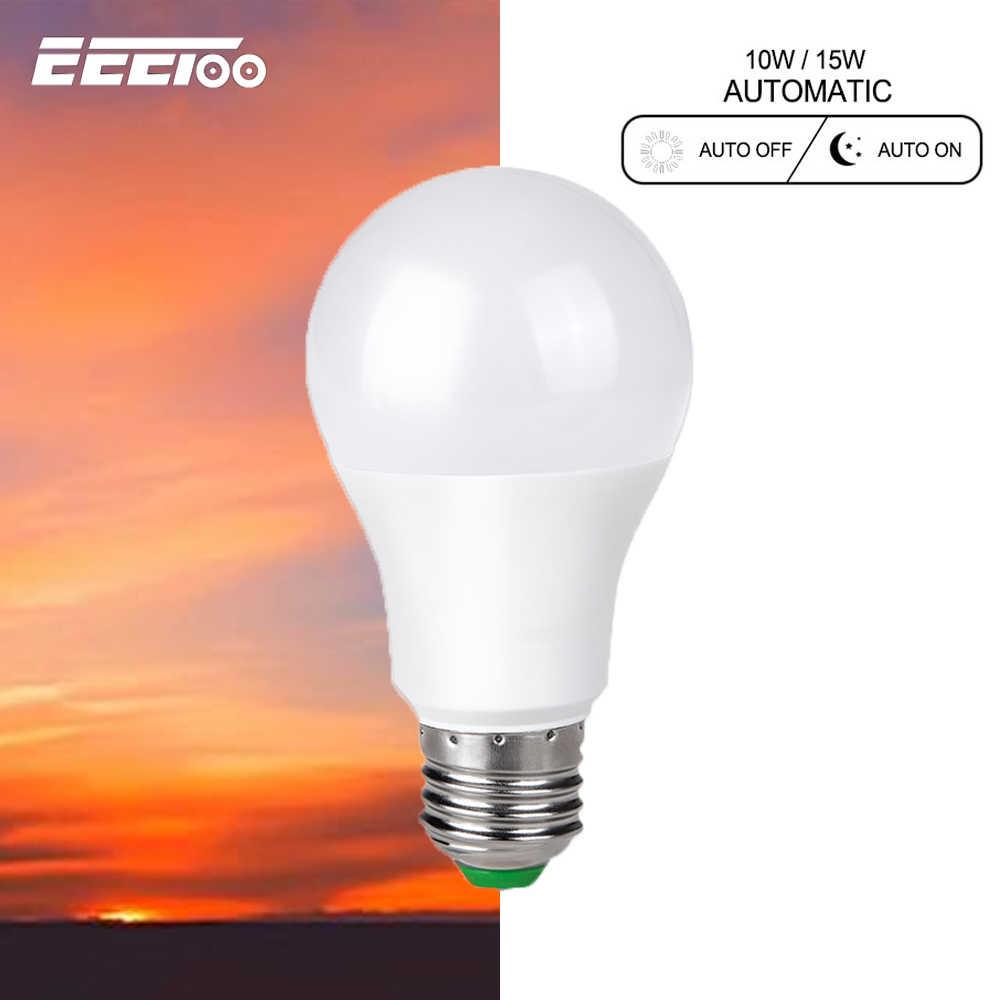 Led Bulb E27 B22 10w 15w Auto Smart