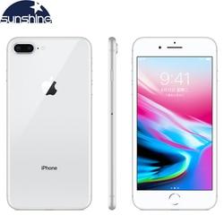 Unlocked Original Apple iPhone 8 Plus Cell phones 3GB RAM 64/256GB ROM 5.5' 12.0 MP iOS Hexa-core Used Mobile phone