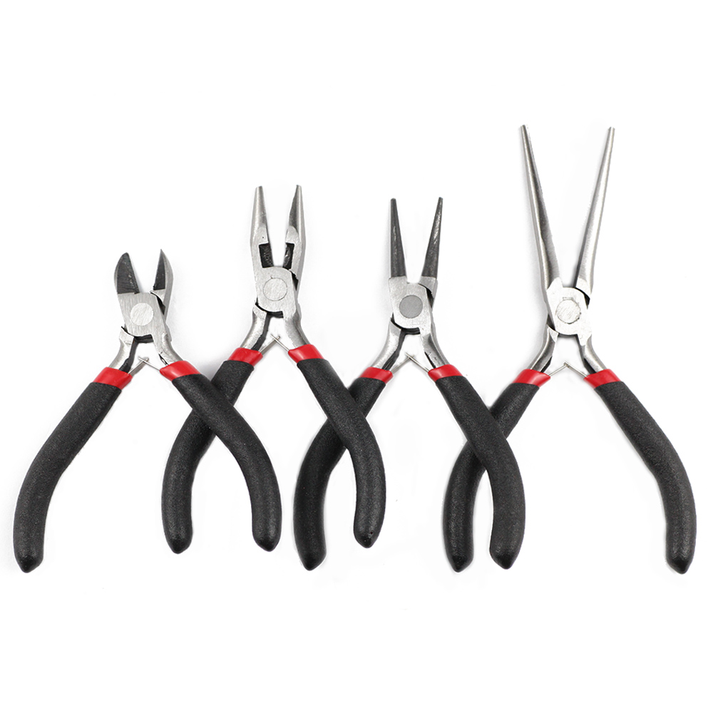 3PCS//Set Tooth Needle Round Nose Pliers Tool Kit For Jewelry Making Tools AB