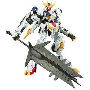 Image 5 - Bandai Gundam Full Mechanics Gundam Barbatos Lupus Rex Assemble Model Kits Action Figures Plastic Model toys