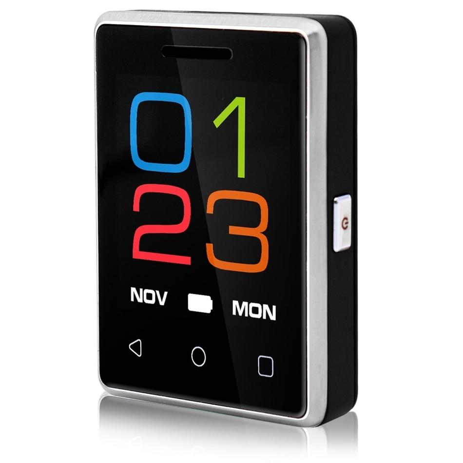 Original Mini Phone S8 Mobile Phone MTK2502 1 54 2 5D Touch Screen Bluetooth 4 0