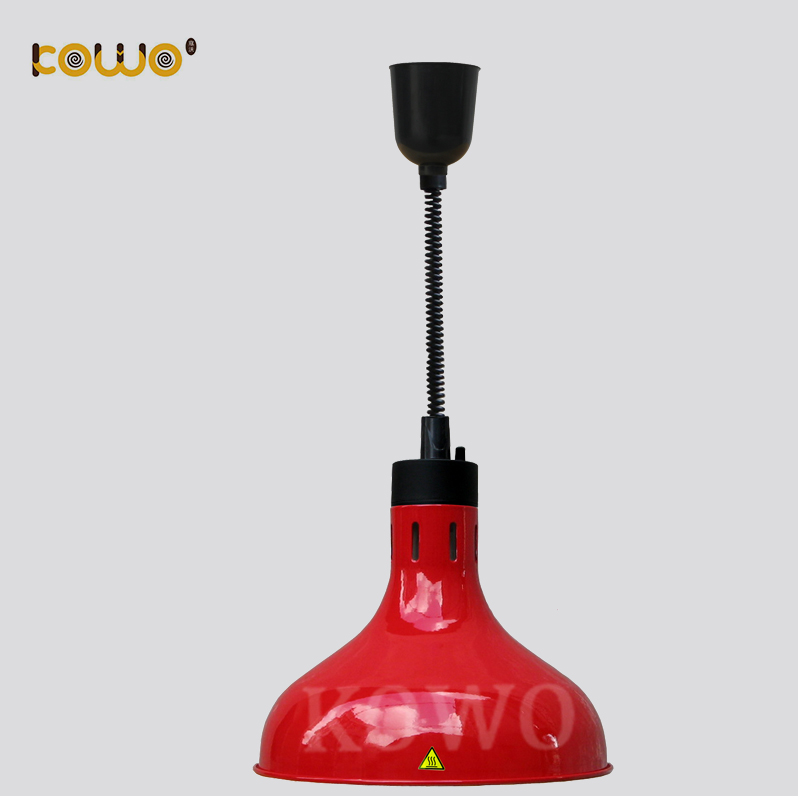 все цены на Commercial Electric catering Buffet Machines 1 Bulb hanging Food Warmer Heat Lamp
