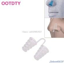 1Pc Anti Snoring Breathe Easy Sleep Aid Nasal Dilators Device No Strips Nose Clips Y207E Hot