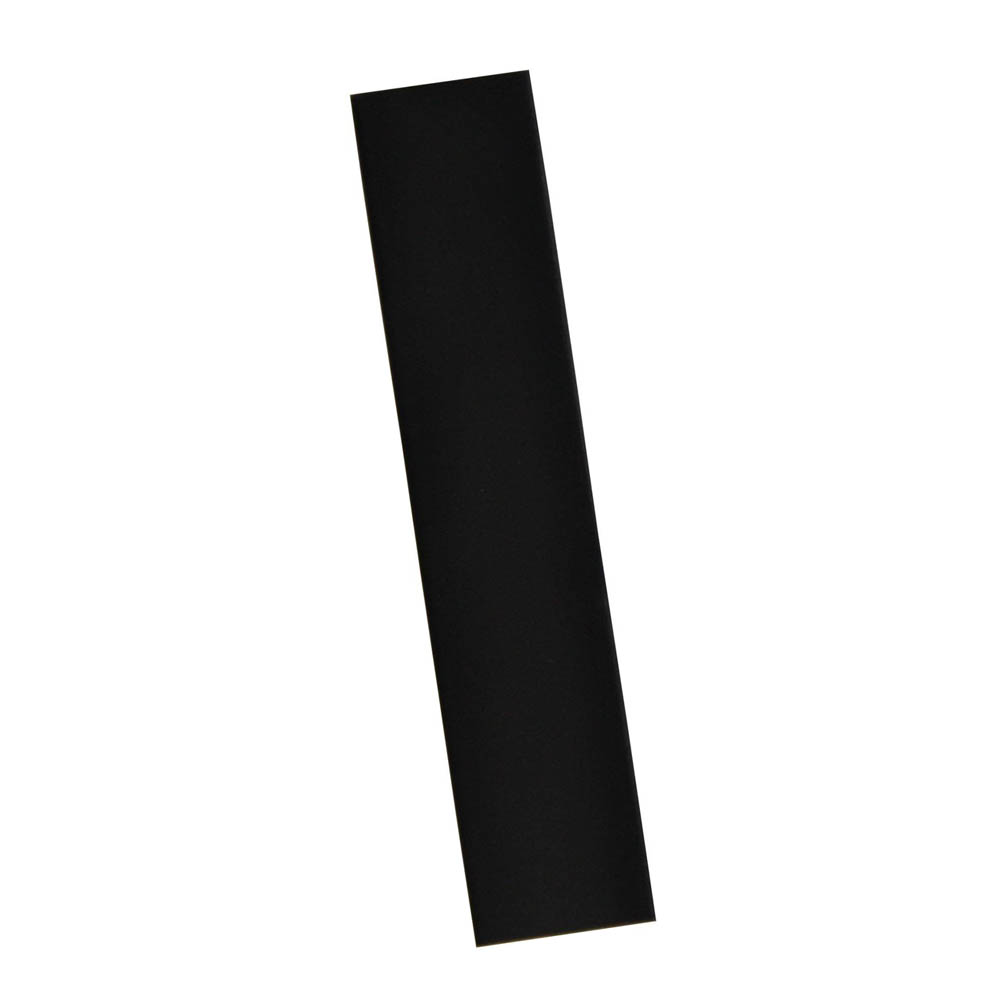 160Pcs black heat shrinkable tube cable sleeve heat shrink shrink tube winding-KK