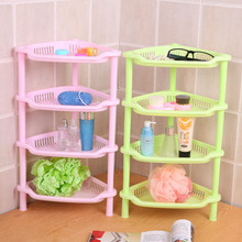 Multicolor 2/3/4 Tier Stand Holder for home bathroom decoration