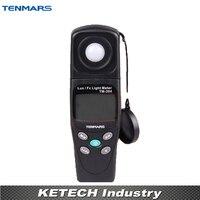 Integrated Digital Light Meter Lux Meter Photometer TENMARS TM204