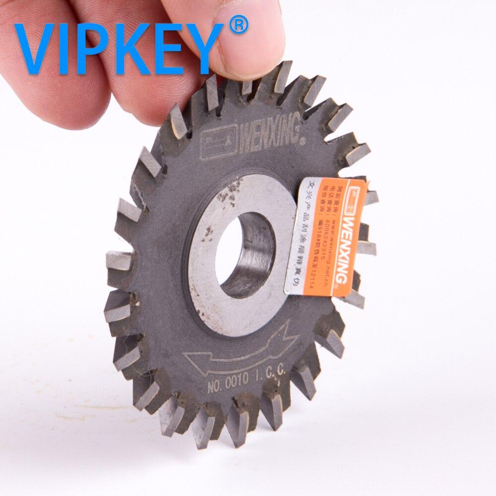 NO: 0010I. C. C машина для резки ключей вольфрама резец 60*7,3*12,7 мм wenxing пилы