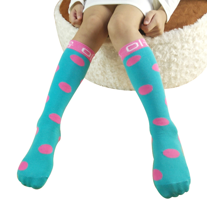 Soft For Age 1-4 Years Tights Baby Kids Toddlers Knee High Socks Panda Pattern