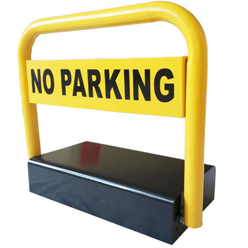 Parking Barriers / Smart Car Parking Lock With Anti-theft Function And Water Resistant
