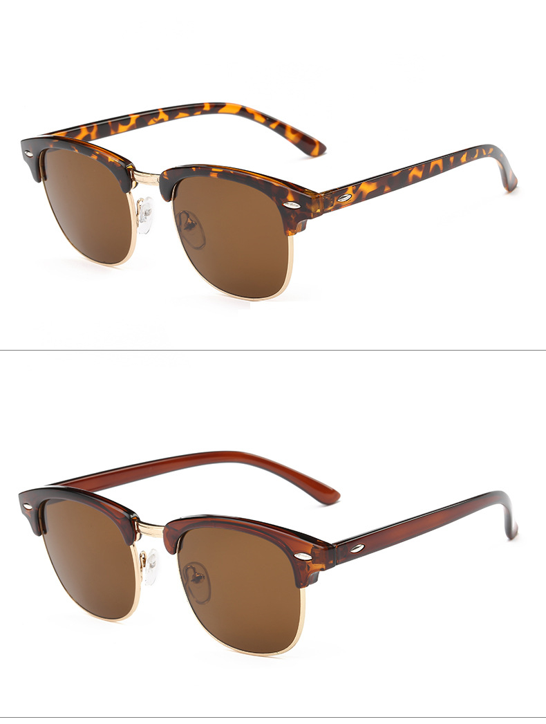Luxury Square Men Sunglasses Women Brand Designer 2017 Retro Vintage Sun Glasses For Women Men Male Lady Female Sunglass Mirror (16)
