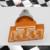 Parafuso Parafuso Da Placa de Licença da motocicleta Fender Eliminator 6mm Para KTM 125 200 390 690 990 1290 DUKE RC8 RC200 RC390 laranja