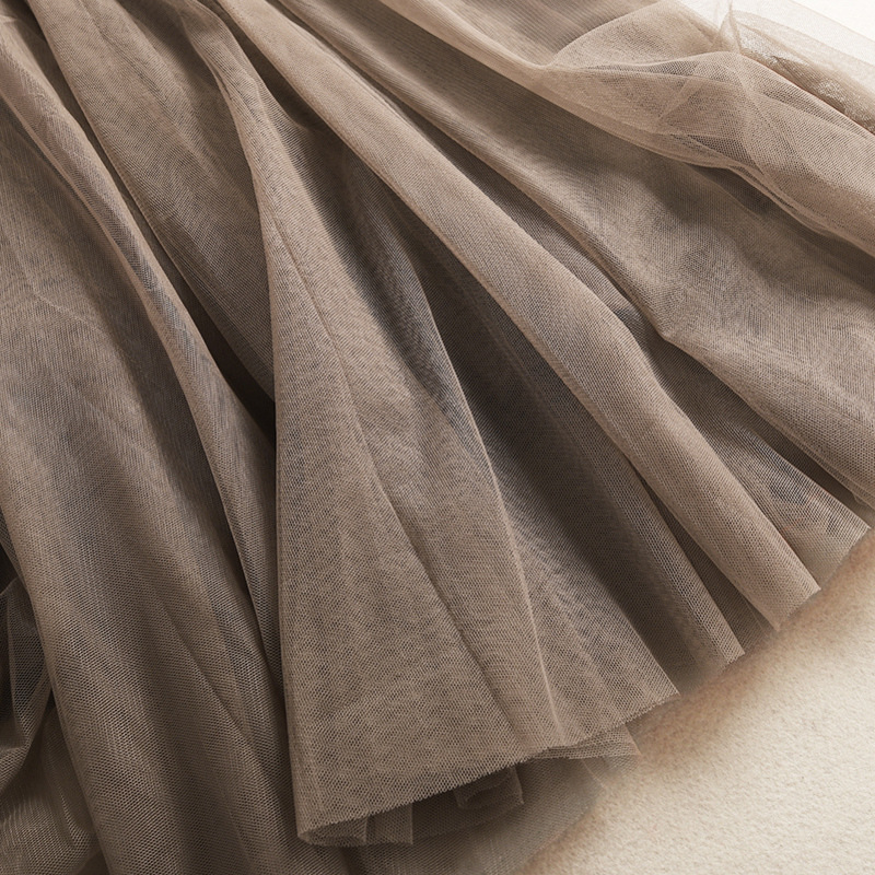 kaki Jupes Hauts Sexy Dos Jc2811 Ceinture Nouvelle V Costumes Maille Brown cou Nu Tricoté 2019 Kaki Femmes Kimono Tutu Set Brun Pull Piece 2 Y07q1gx