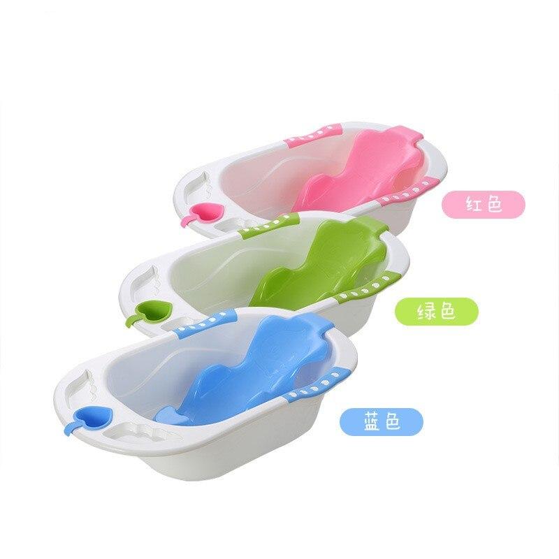 Offre spéciale baignoire bébé avec Protection de sécurité bain siège Support enfants bébé douche baignoires