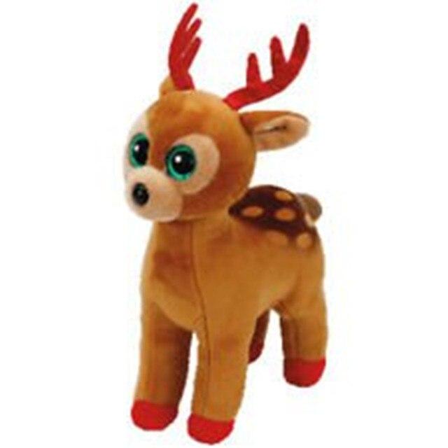 0962bc9ecfb ty beanie boos 6 15cm unicorn panda christmas reindeer plush regular stuffed  animal collection soft