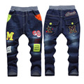 2015 new 2-6T Spring boy jeans pants autumn children jeans child denim pants children trousers Free shipping