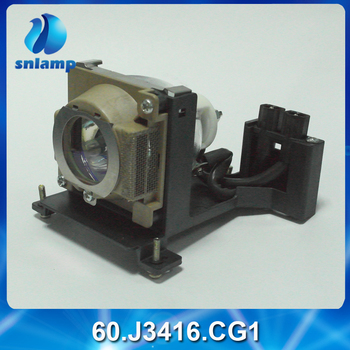 High quality compatible projector lamp bulb 60.J3416.CG1 for DS650 DS660 DX650 DX660