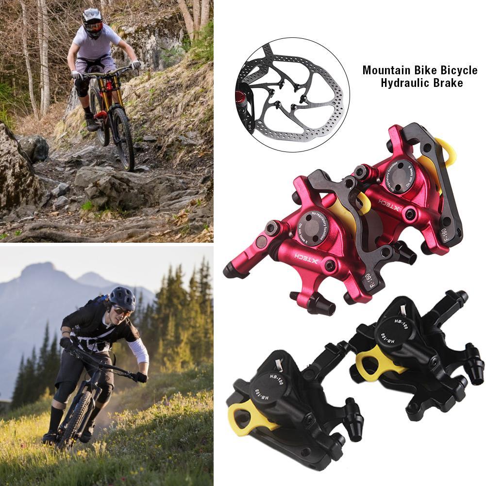 ZOOM HB-100 VTT vélo frein à disque hydraulique avant et arrière carter d'huile pièces de frein de vélo
