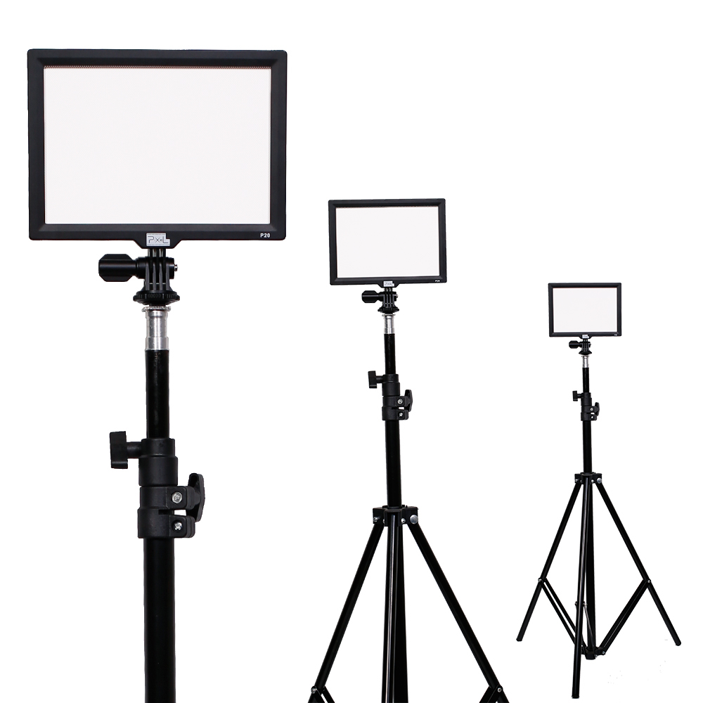 LED-uri lumini de fotografiat Pixe P20 SLR camera video video Studio - Camera și fotografia - Fotografie 5