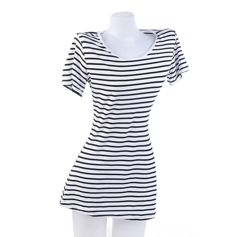 2019 Sommer Strand Frauen kausale A-Linie modale Kleider Mädchen - Damenbekleidung - Foto 4