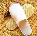 Free Shipping Brand New 10pairs/lot disposable Hotel and Restaurant Supplies slipper Independent Package Anti-skidding Thickened