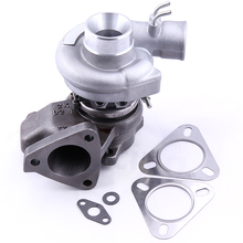 Turbocompressore TD04 Turbo Turbo para Mitsubishi Pajero L200 4D56 2.5L D Água Fria Compressor motor Equilibrado 49177-01505