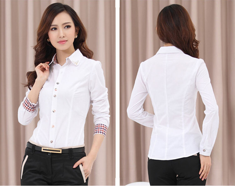 2d49d533 2015 OL Women Office Shirts Ladies' Long Sleeve Shirts Women Work Shirts S- 4XLUSD 15.29/piece. 4 5 6 7 8 9 10 11 ...