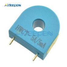 HMCT103C 5A/5MA Módulo de Sensor de transformador de corriente, medición de potencia de precisión, protección de 3000V, presión de aislamiento