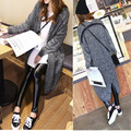 Cardigan Women Sweater Casual Crochet Poncho Plus Size Coat Women Long Sweaters Vestidos Cardigan Girl Thick Long Sleeve Knitted