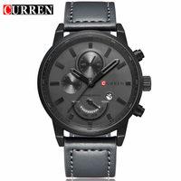 Curren Brand Men S Sports Watches Fashion Casual Quartz Watch Men Military Wrist Watch Male Clock