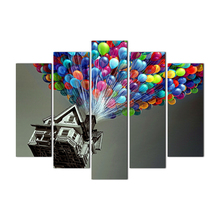 Canvas HD 5 Pieces Art Picture Home Decoration Canvas Print Painting Movie For Living Room Printed Free Shipping Abooly