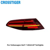 FOR VOLKSWAGEN GOLF 7 LED Tail Light 2016 2017 2018 LED Assembly Lamp