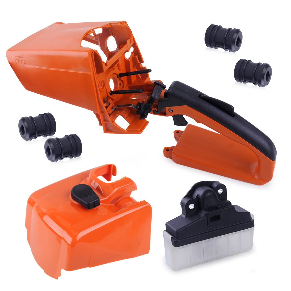LETAOSK Rear Handle Top Shroud <font><b>Air</b></font> <font><b>Filter</b></font> Cover <font><b>Fit</b></font> for <font><b>STIHL</b></font> 021 023 025 MS250 MS230 MS210