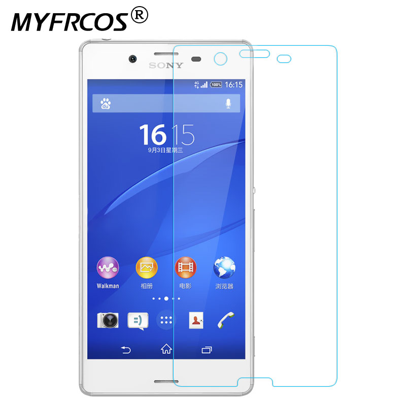 For Sony Xperia X Performance Tempered Glass Sony Xperia X Performance F8132 Glass Premium Screen Protector 9H Clean HD Film