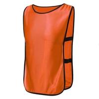 Nieuwe Koop 10X Zomer Sport Voetbal Basketbal Vest, Kids Oranje/Geel