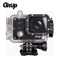 GitUp Git2 Pro 2K WiFi Action Camera 1440P 1 5 Inch LCD Novatek 96660 Chipset IMX206
