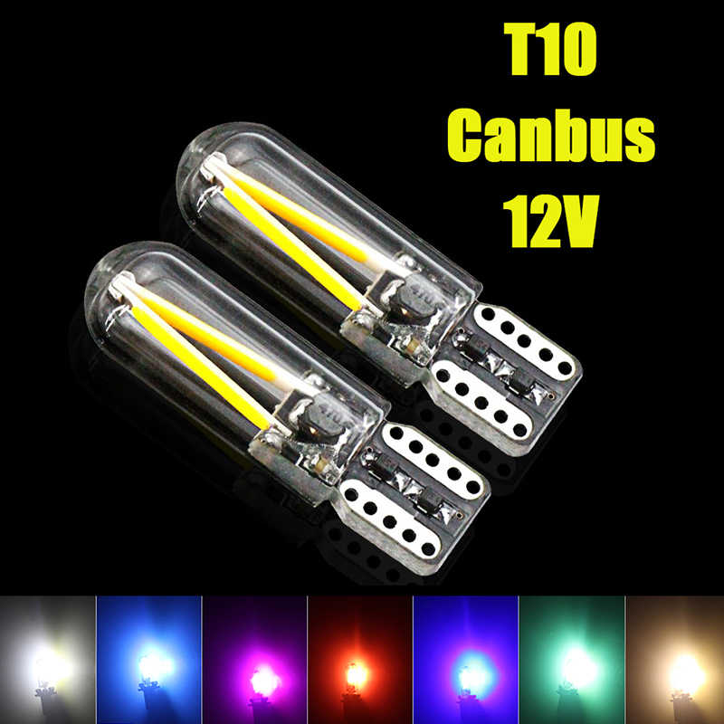 T10 LED LIGHT W5W 194 Interior Clearance Lamp Car Automobile Front Side Marker/Parking/Back-up/Turn/Reverse/Brake Signal Lights