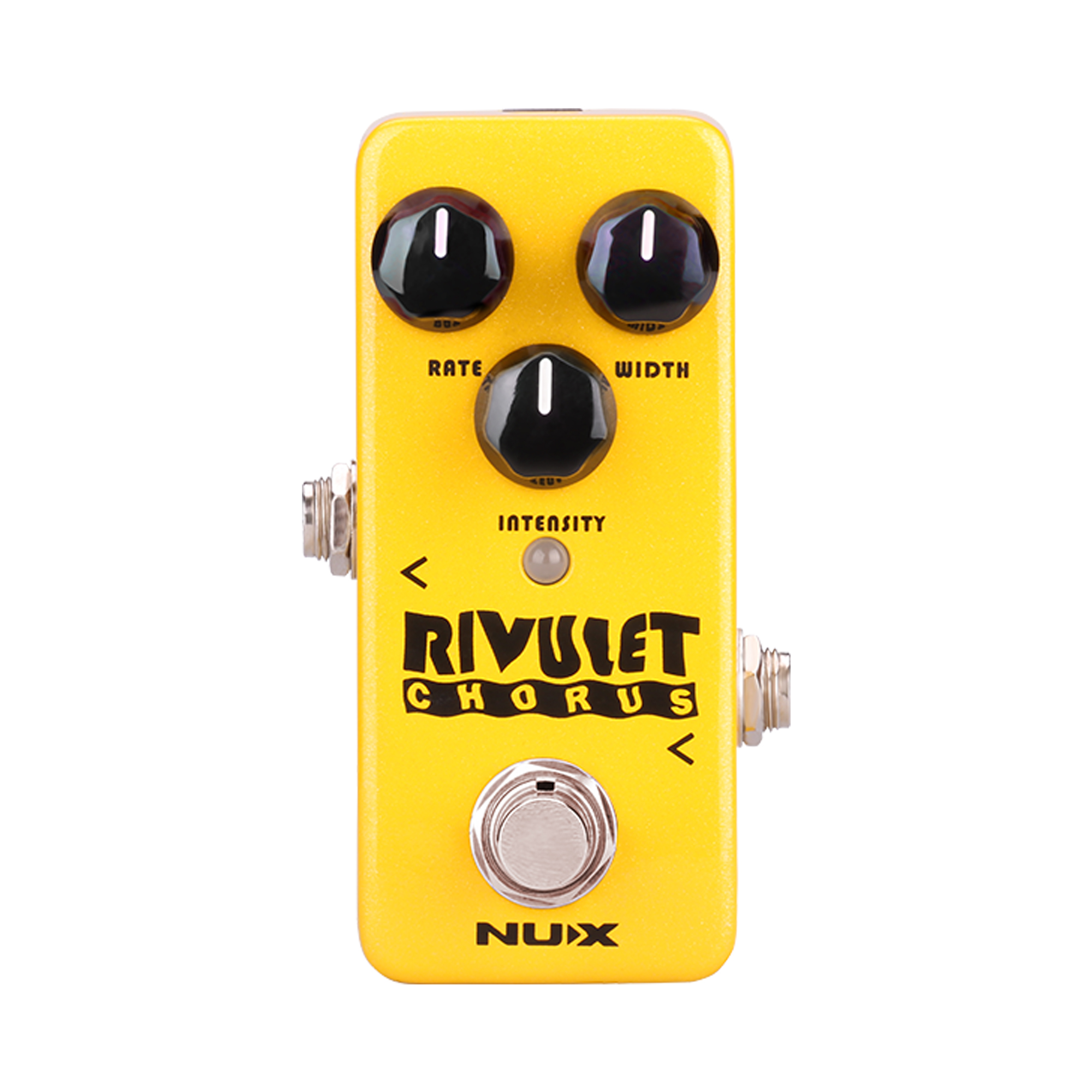 NUX Rivulet Chorus Guitar Effect Pedal Mini Core Series Stompbox Old-school Analog Chorus 3 Essential Choices DSP technology nux pmx 2 multi channel mini mixer 30